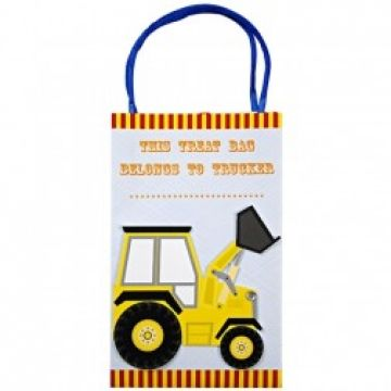 Big Rig Party Bags - Pack of 8