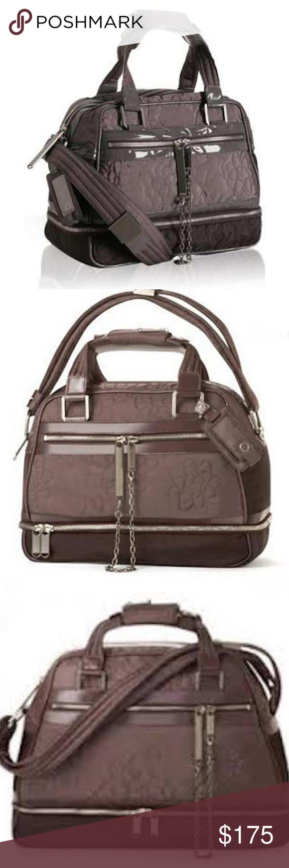 9382683857bf Stella McCartney LeSportsac Travel Bag The Stella McCartney for LeSportsac  Limited Edition collection Large Bowling Bag