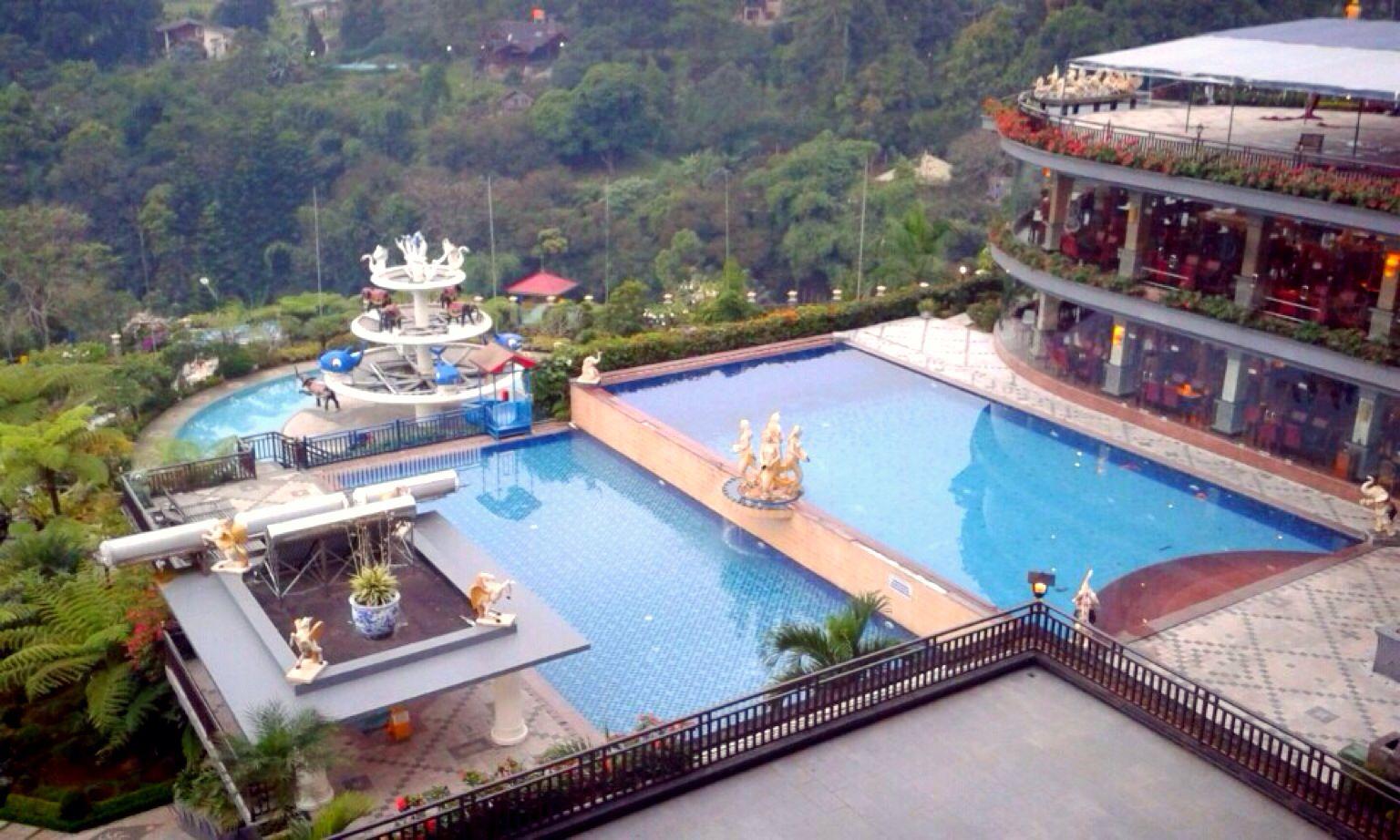 Villa Murah Dekat Kebun Raya Cibodas