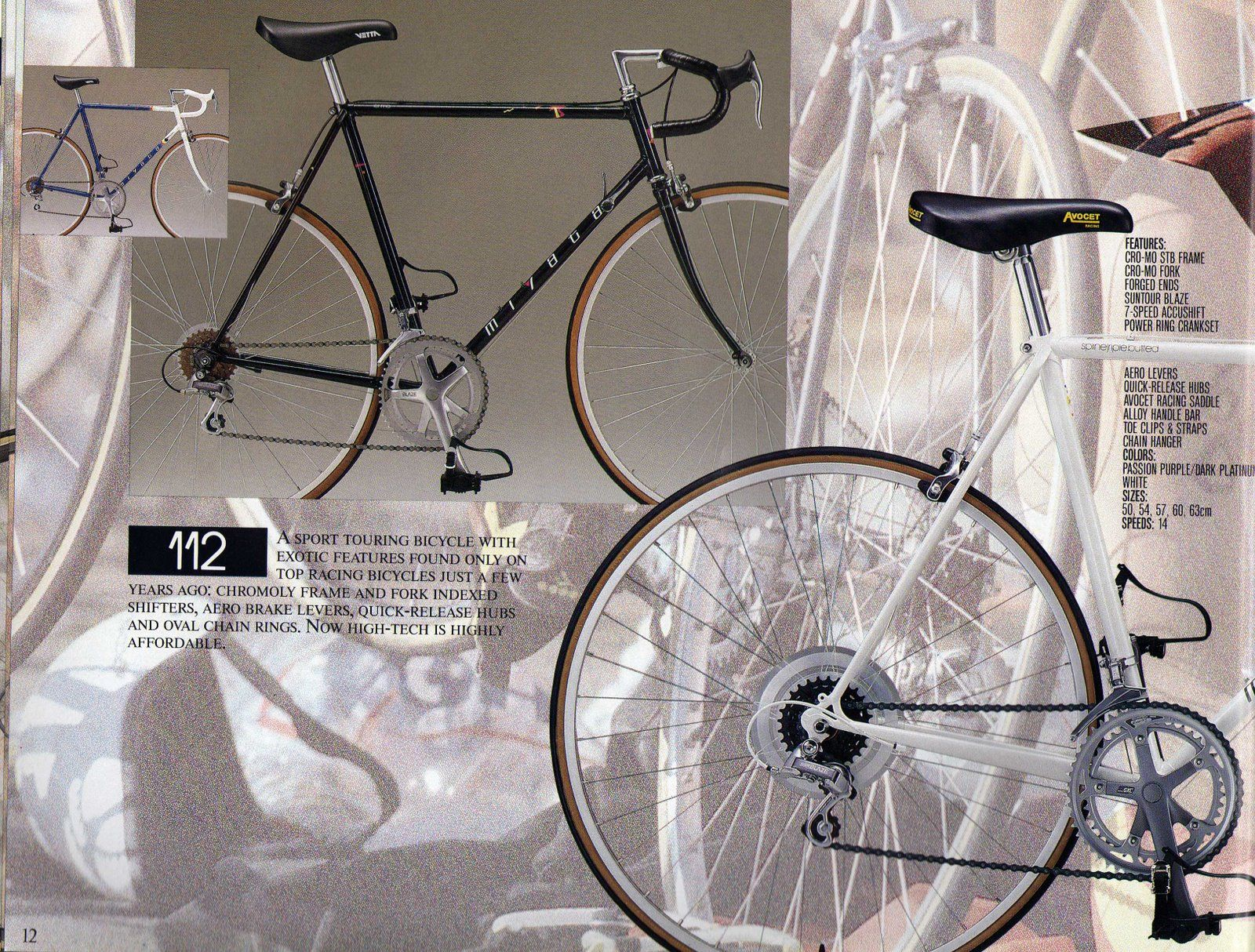 Miyata Catalog | Bike | Bicycle, Bike, Vehicles
