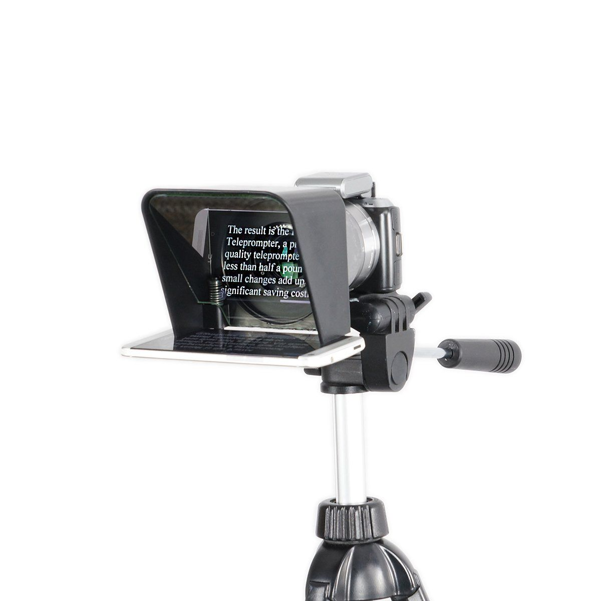 Amazon Com Parrot Teleprompter The Worlds Most Portable And Affordable Teleprompter Camera Photo Dslr Dslr Camera Readers Glasses