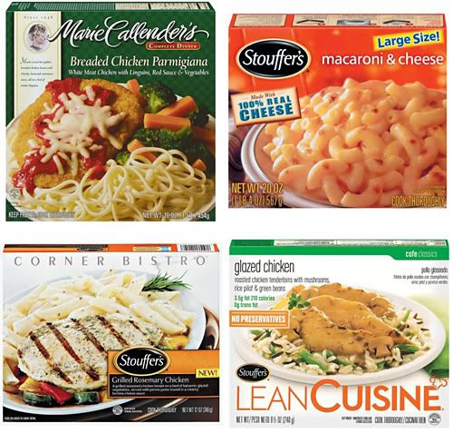 Tv Dinners Easy Microwavable Everything Cooked Fresh Daily