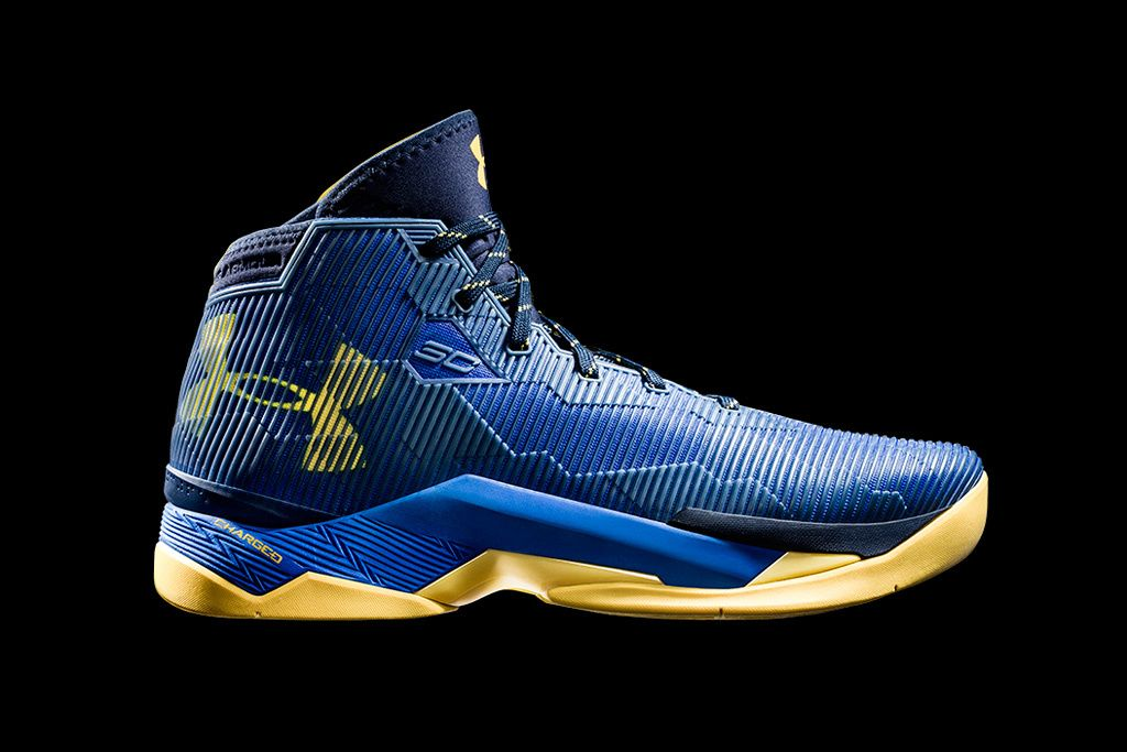 Under Armour Unveils The Curry 2.5