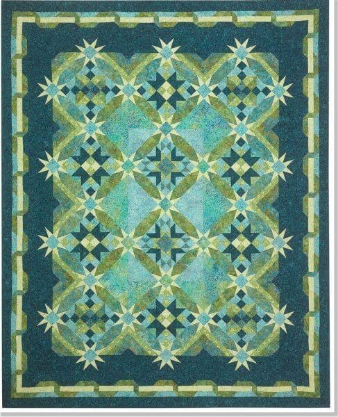 Evening Sky Quilt May 2016 Sky Quilt Quilts Quilt Kit
