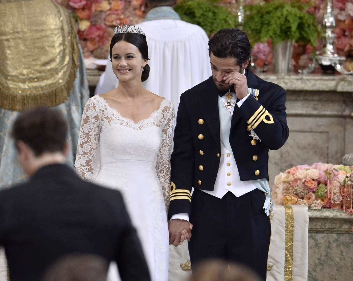Southern Domestic Goddess Princess Sofia Of Sweden Prince Carl Philip Princess Victoria Of Sweden