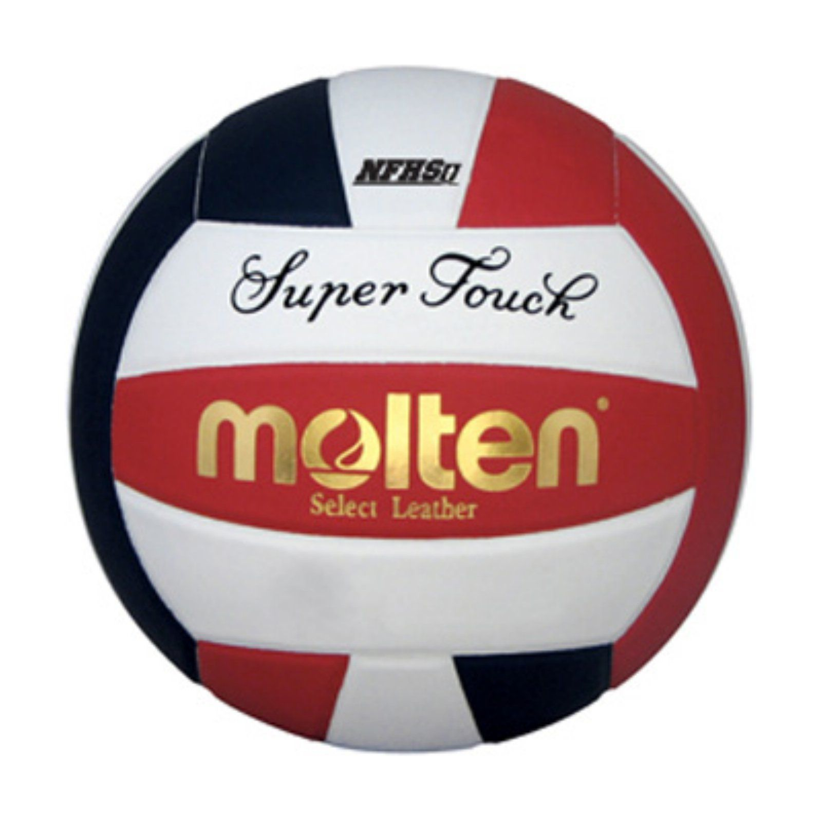 Molten Super Touch Premium Leather Volleyball Black Red Hs Volleyballs Volleyball Molten Volleyball