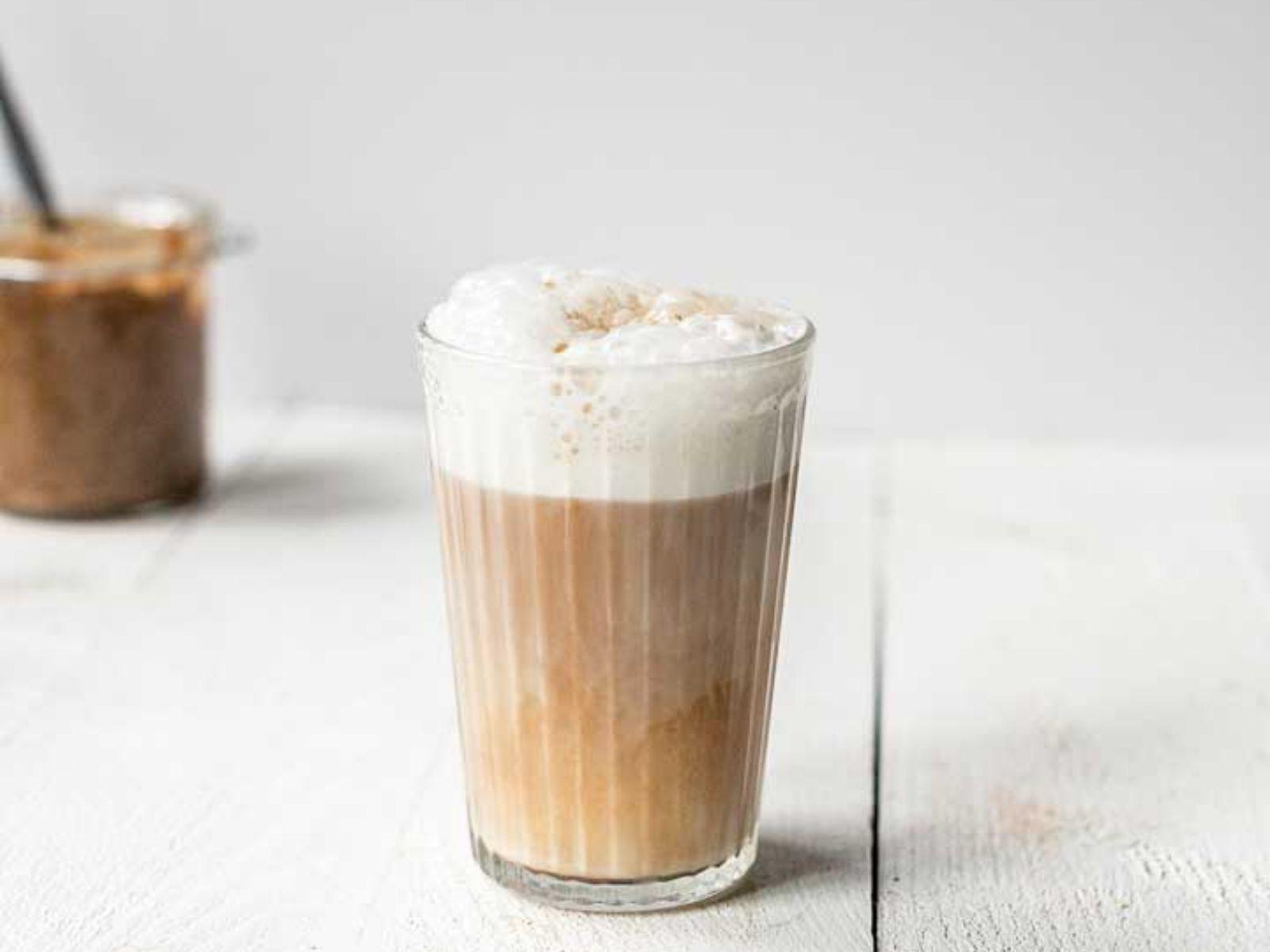 Latte Macchiato [Vegan] #lattemacchiato