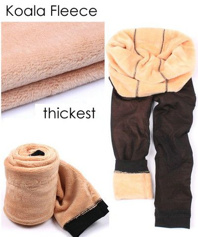 8b75b5416a93de Koala Fleece Lined Leggings | Trinity Styles.... ummm definate neccesity!!  Getting for Christmas!!