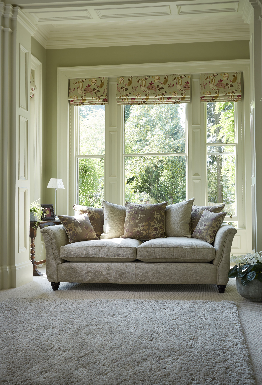 Jasmine Grand Sofa | window treatments | Pinterest | Jasmine ...