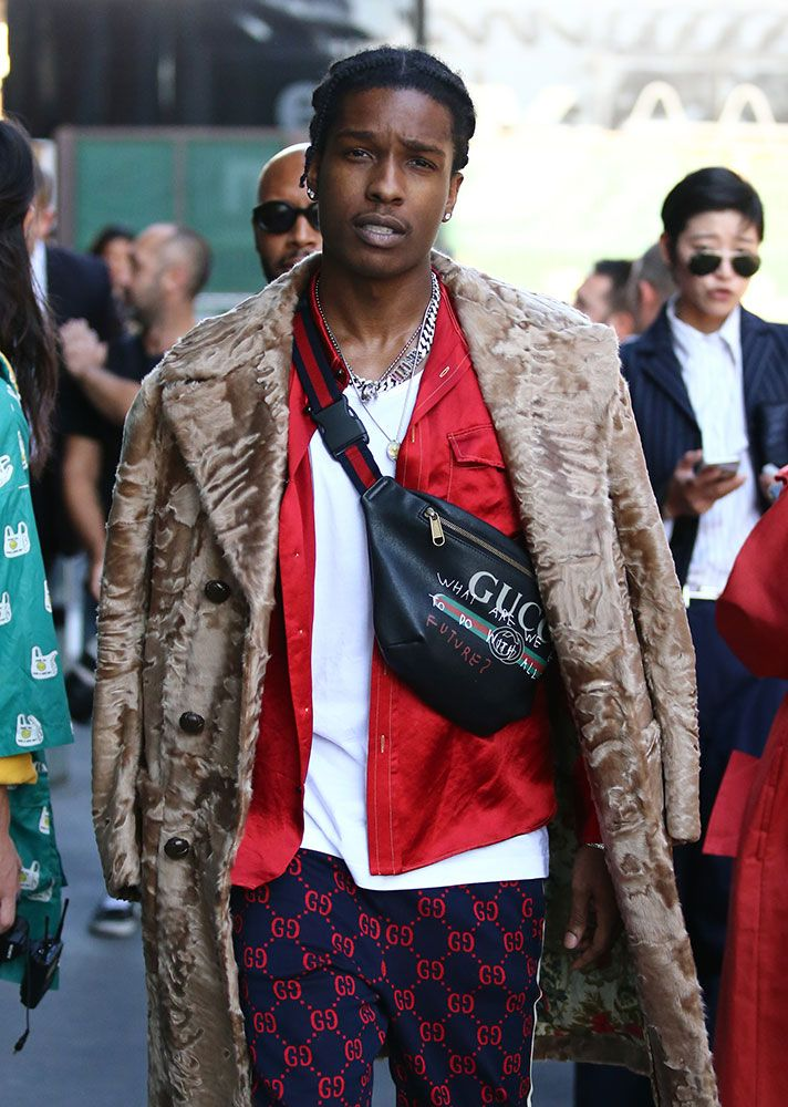 0ff99ed7e9c7 Gucci Coco Capitan Belt Bag | Asap Rocky in 2019 | Asap rocky ...