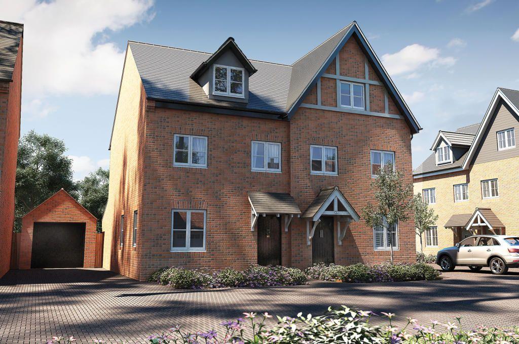 3 bedroom semidetached house for sale Oak Tree Gardens