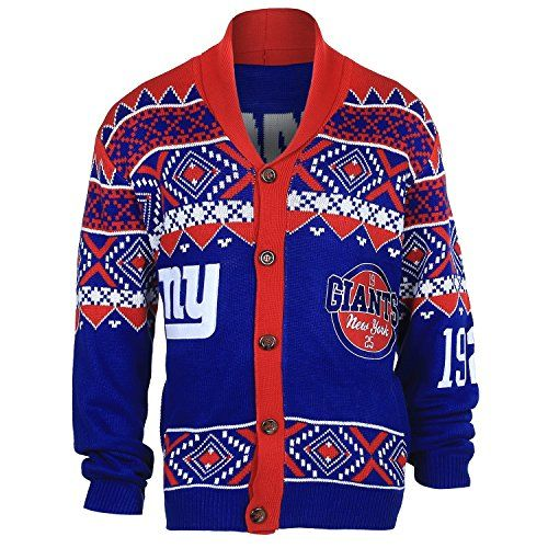 huge selection of d39d1 92bc5 New York Giants Christmas Sweater | NFL Christmas Sweaters ...