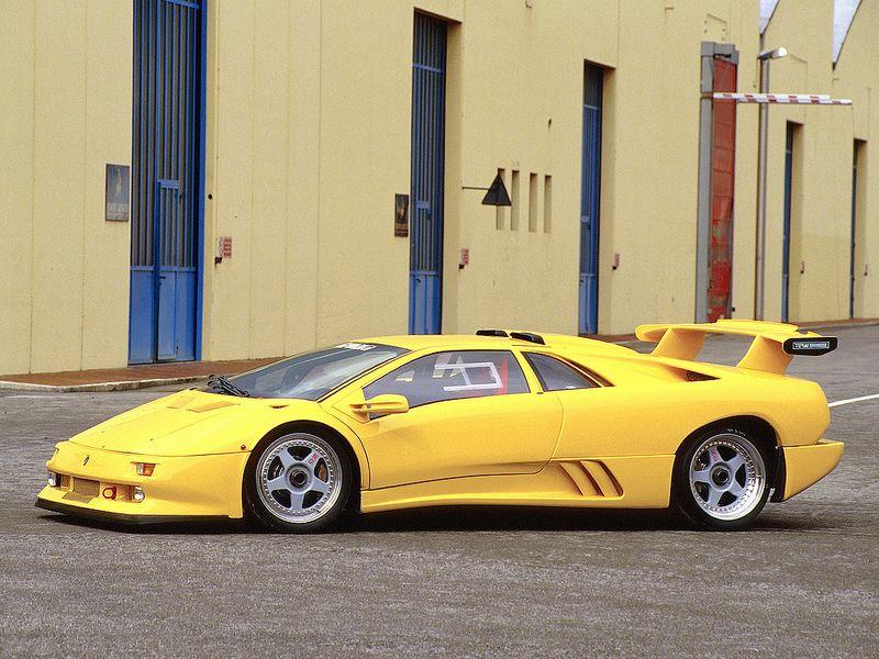 1994 Lamborghini Diablo Se30 Jota A Exotics Lamborghini Diablo