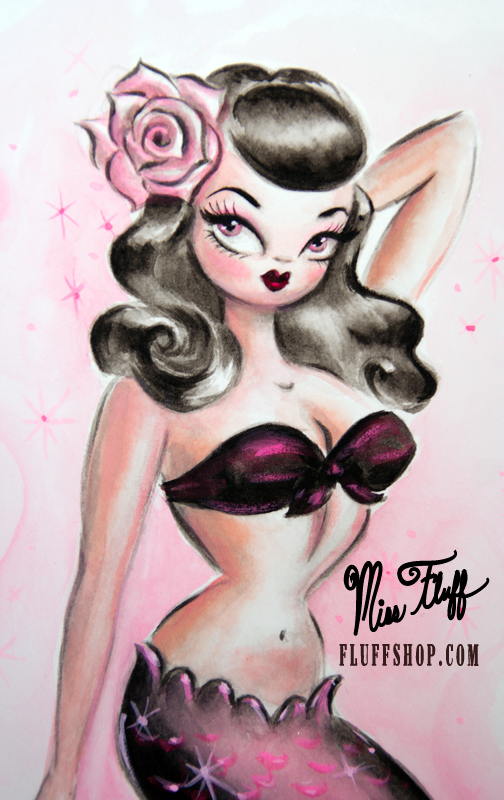Rockabilly and Retro accessories, 1950's Pin Up style, Vintage ...by Claudette Barjoud (Miss Fluff) What do you get when you combine a healthy dose of retro style with a splash of sassy pinups and plenty of classic ...