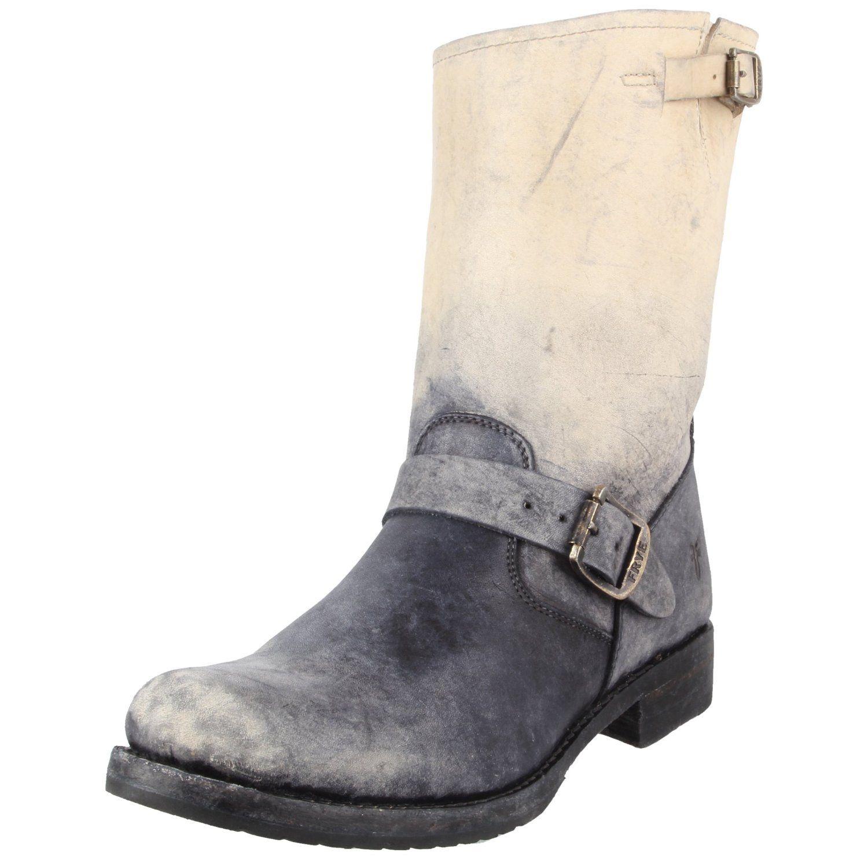 Frye Veronica short boot - Stone
