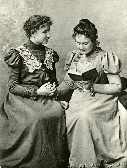 Anne Sullivan Photographs Helen Keller Anne Sullivan Women In