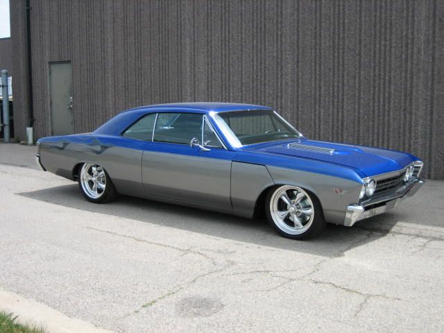 Becausess 1967 Chevelle Project Blue And Grey Muscle Cars Chevelle 1967 Chevelle