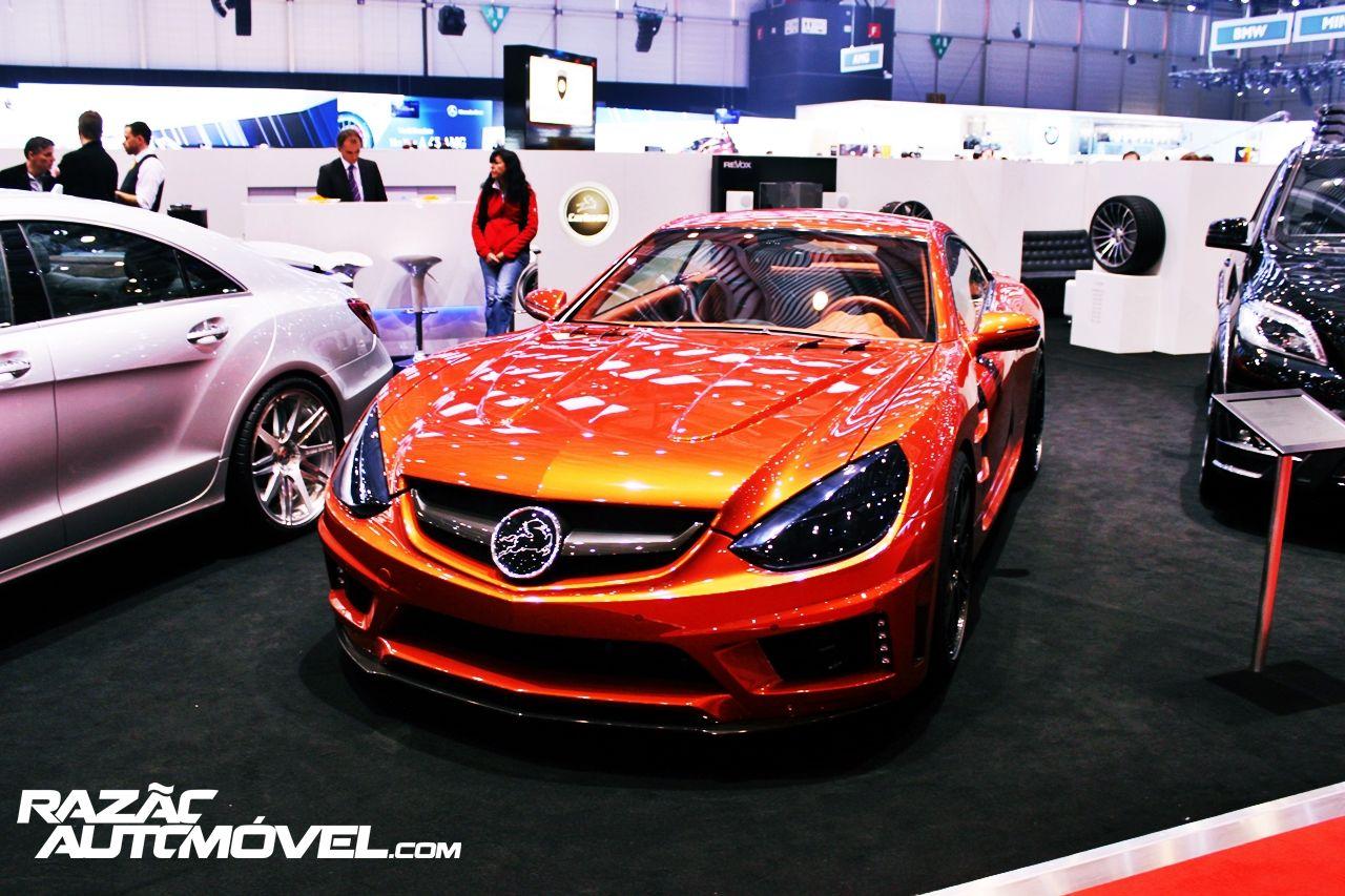Mercedes SL Carlsson | Salão Internacional do Automóvel de Genebra 2013 / Geneva Motor Show 2013