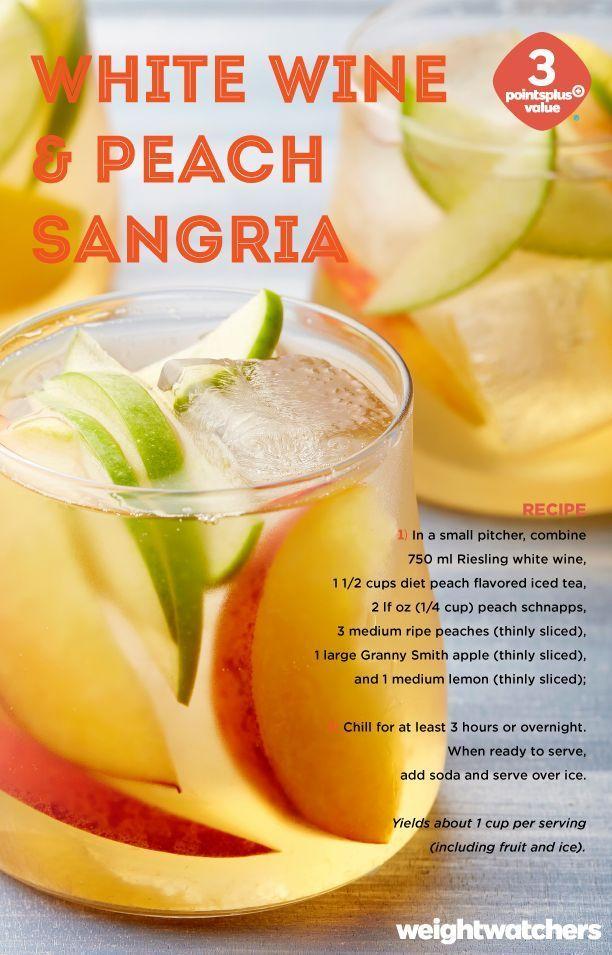 white sangria recept