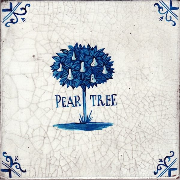 Pear Tree - Paul Bommer