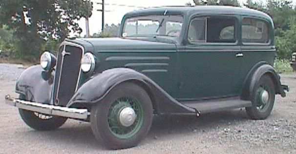 1935 Chevy Oldtimer Picture Gallery Cars 1935 Chevrolet