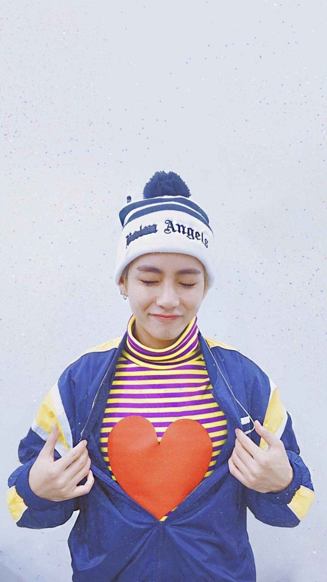 V Kim Taehyung Bts New Years 2018 Bts V Taehyung Bts Bts