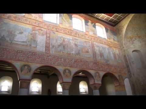 Insel Reichenau St. Georg Kirche - YouTube