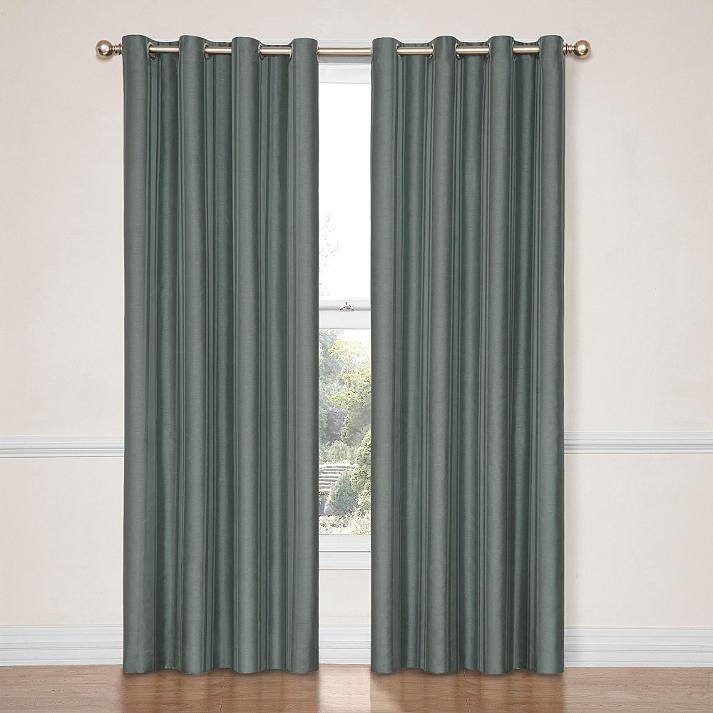Eclipse Supreme Hailey Blackout Window Curtain Panels