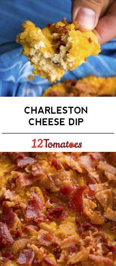 Trisha Yearwood's Charleston Cheese Dip #charlestoncheesedips