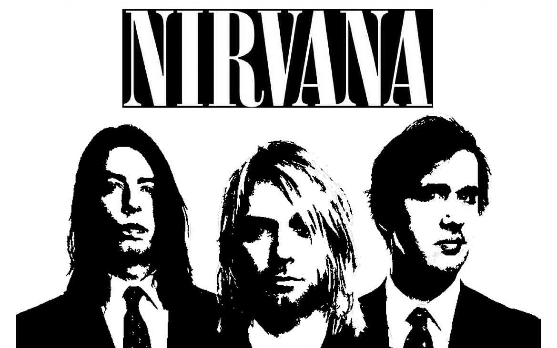 Nirvana HD Desktop Background Desktop