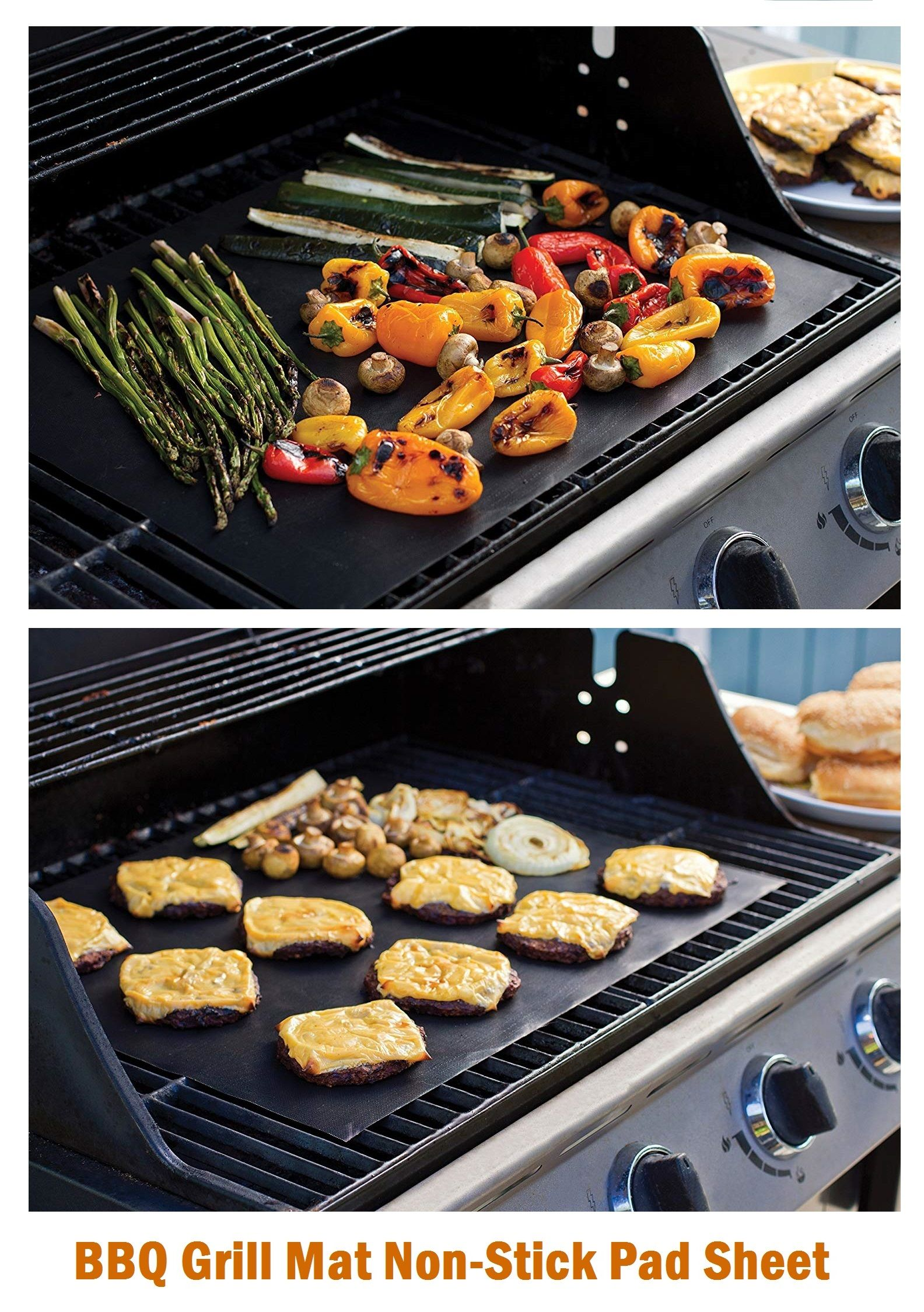 Stop Food From Falling Through Grill Grate Cracks Use The