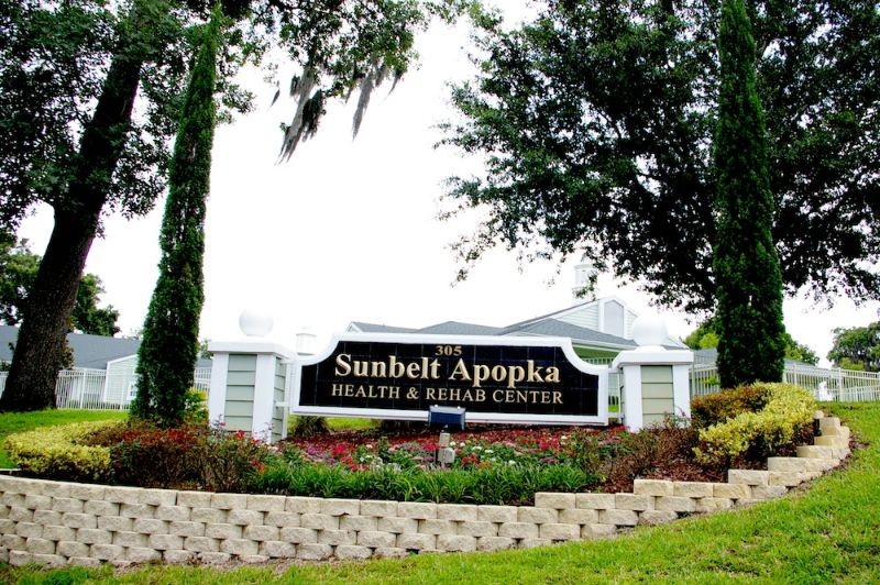 Sunbelt Apopka Health & Rehab Center Community picture