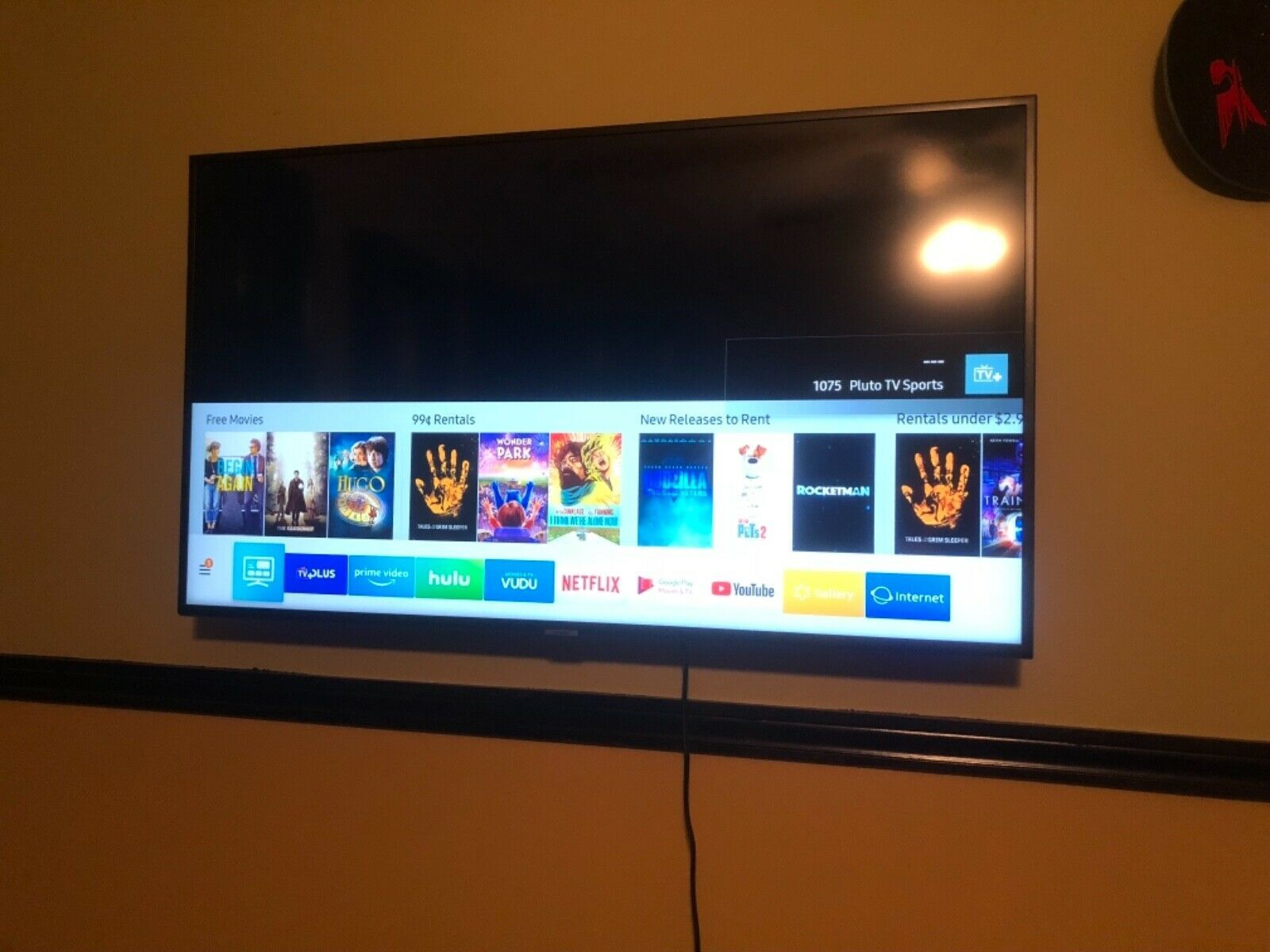 Samsung 55in Class 4k 2160p Smart Led Tv Charcoal Silver Smart