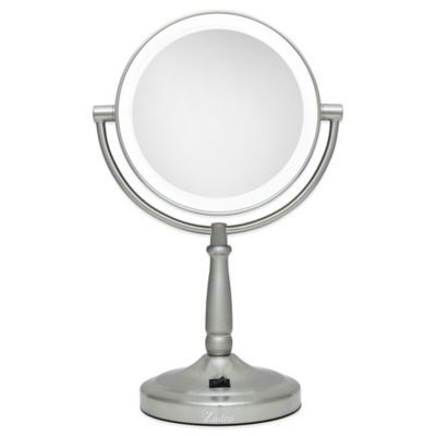 Zadro 10x 1x Cordless Led Lighted Vanity Mirror With Images