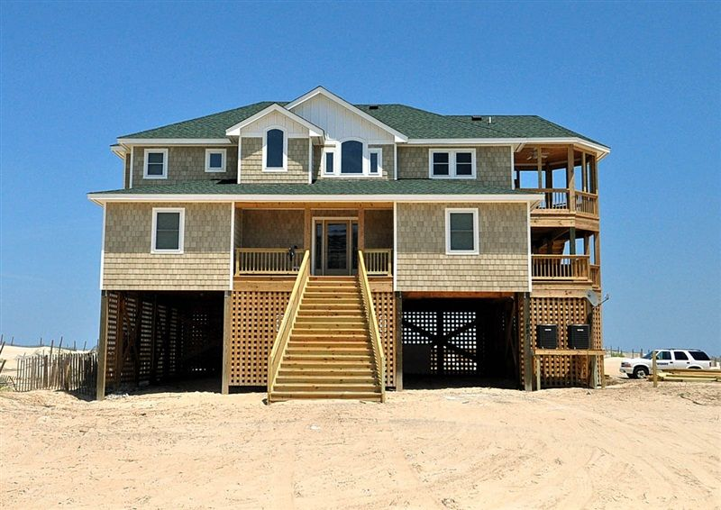 Twiddy Outer Banks Vacation Home - Xanadune - 4x4 ...