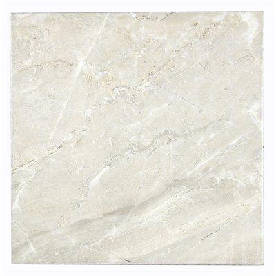 Euro Collection 13 X 13 Dinatura Grotto Grigo Ceramic Floor Tile