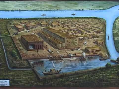 indus valley civilization ghosts from the past city of lothal in gujarat indus valley civilization