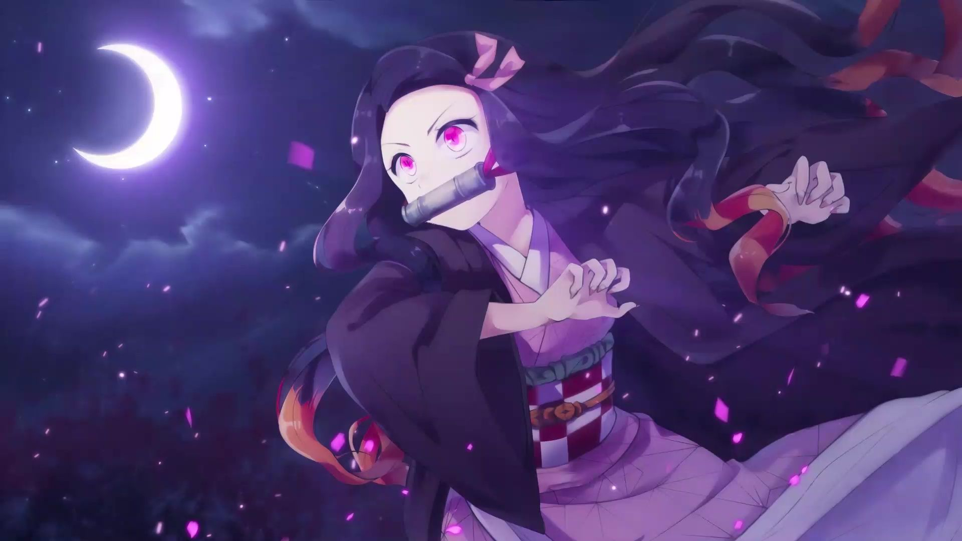 Nezuko Kamado Kimesu No Yaiba Live Wallpaper Anime Backgrounds Wallpapers Cute Desktop Wallpaper Cute Wallpapers For Computer