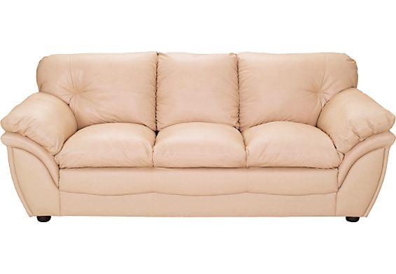 Cream Leather Sofa Jaguar Cream Leather Seating Sofa Furniture