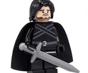LEGO Game of Thrones Minifigs