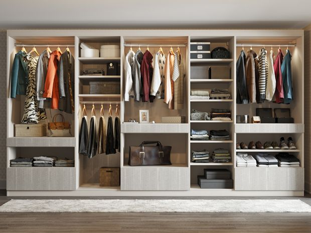 Walk Through Wardrobe Our First Home Pinterest Wardrobes Bedrooms And Closet Organization