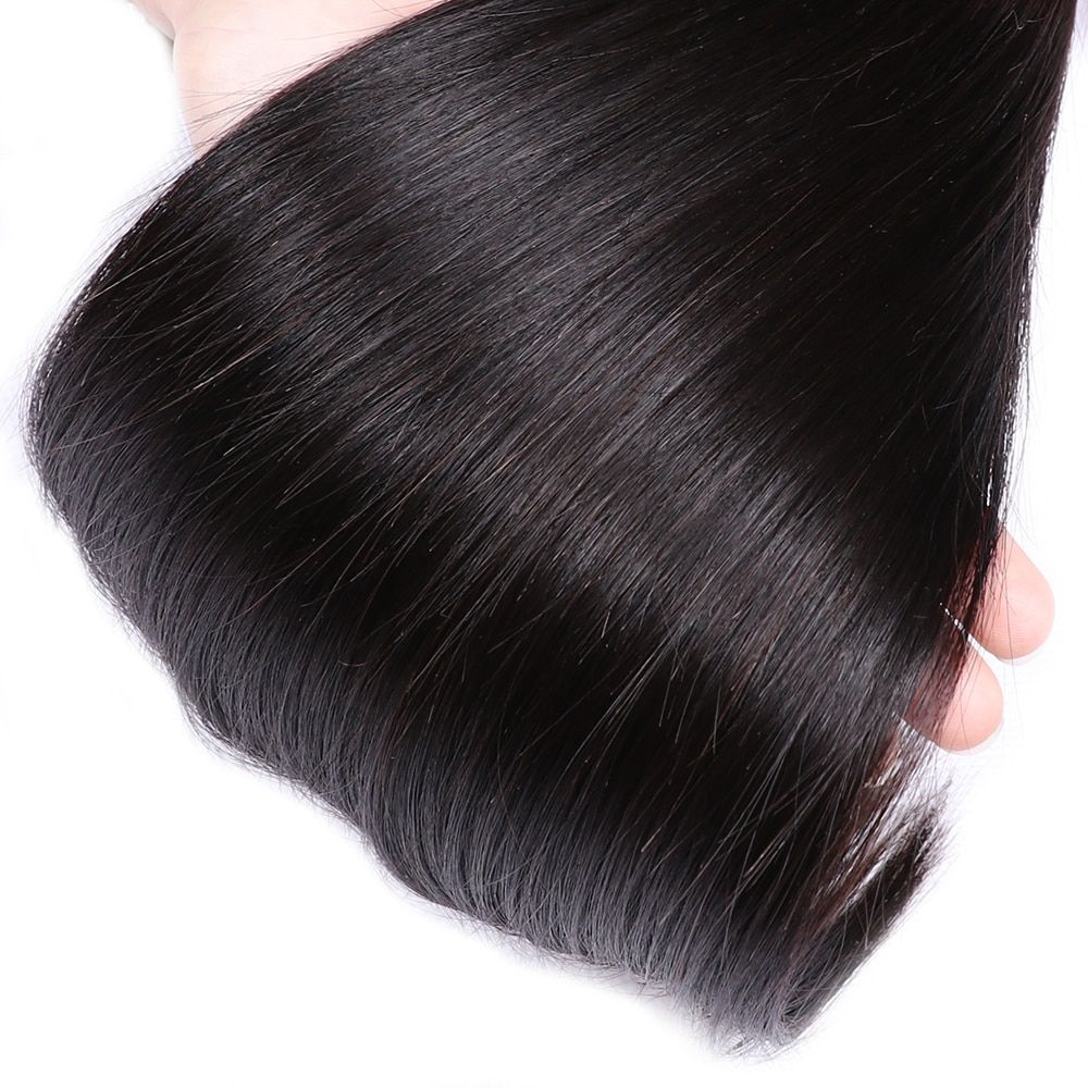 Mstoxic Straight Hair Bundles 30 Inch Bundles 32 34 36 38 40 Inch Braz With Images Brazilian Straight Hair Weave Straight Hair Bundles Remy Human Hair Extensions