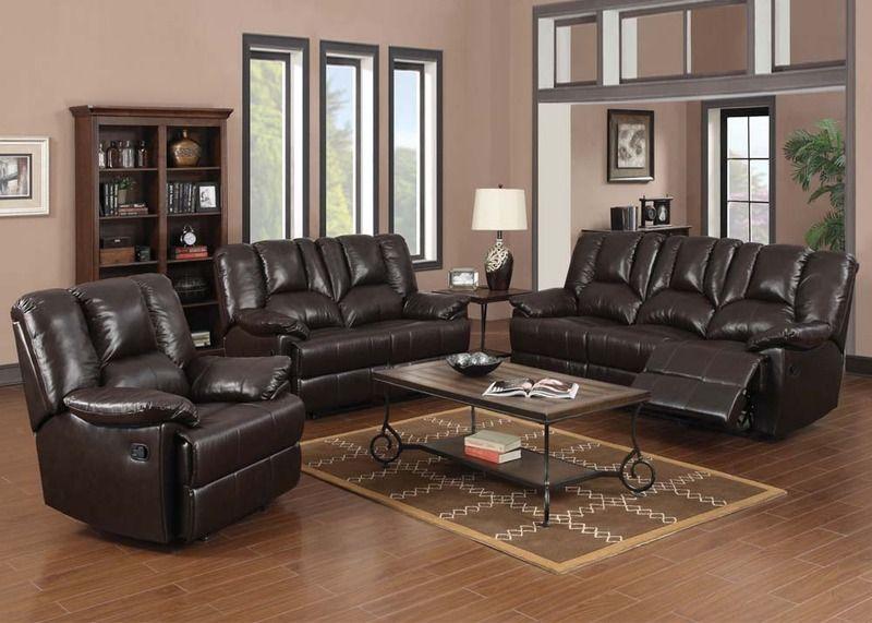 Elegant Brown Top Grain Leather Reclining Sofa Couch Loveseat Recliner Motion.  CouchesLeder Wohnzimmer SetLeder LiegesofaBerühmte  InnenarchitektenInnenarchitektur ...