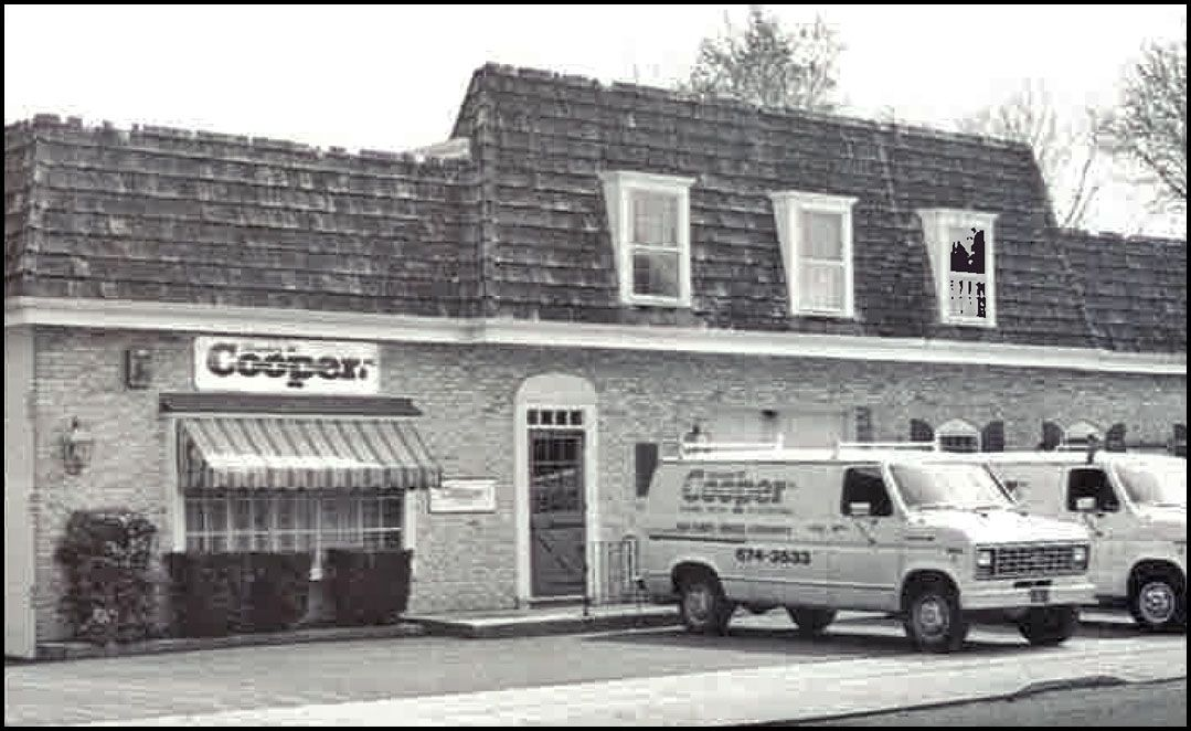 Established in Willow Grove, PA in 1956, Stanley W. Cooper