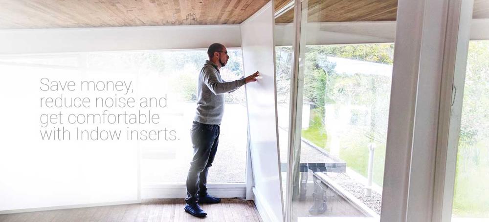 Window Inserts That Provide Comfort Quiet Savings Interior