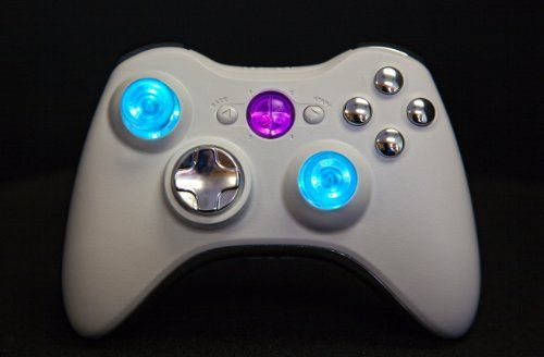 Xbox 360 Modded Controller COD MW3, Black Ops 2, MW2, Rapid fire mod