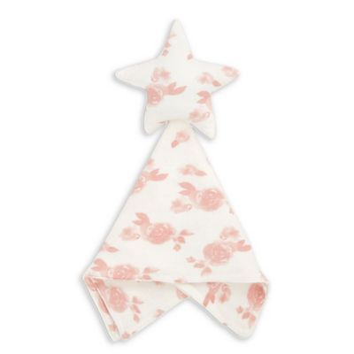 Aden + Anais Aden Snuggle Knit Security Blanket In Pink #securityblankets