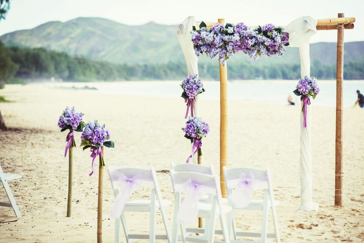 hawaii wedding, beach wedding, hawaii, wedding, 하와이웨딩, 비치웨딩 ...
