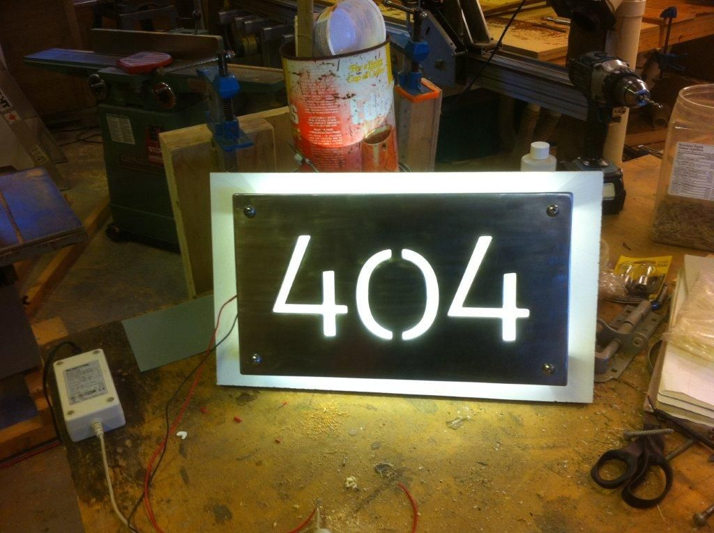 custom metal signs metal letters and lettering house number