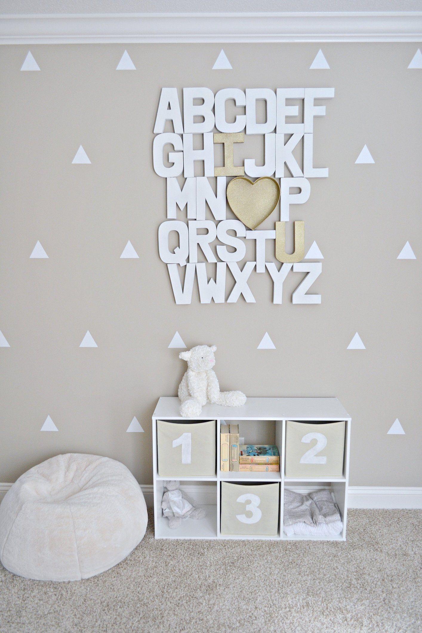 Baby Room Diy